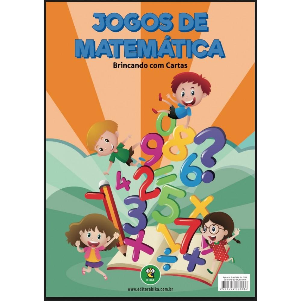 Jogos de Matemática  com Baralhos
