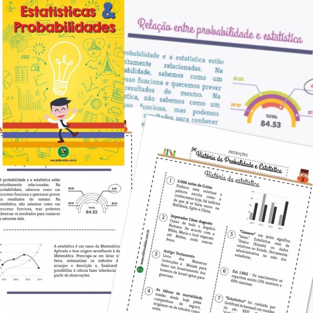 História da Probabilidade e Estatística