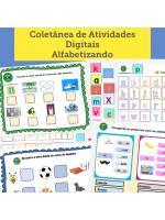 Coletânea de Atividades Digitais Alfabetizando